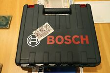 NEW Bosch GSB 120 - LI Professional 12V, 2 x 1.5Ah Batteries with Charger & Case