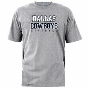 Dallas Cowboys Youth Practice Tee – gray NWT LG (14/16) XL (18/20) New w Tags