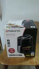 Ambiano oil-free Air Fryer