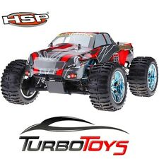 NEW - HSP RC 1/10 2.4GHZ 4WD BRUSHLESS MONSTER TRUCK 94111PRO - 88030 - 45KM/H -