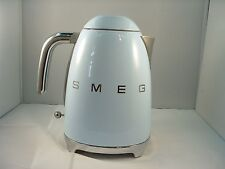 Smeg KLF01PBUK POWDER BLUE 50's Retro Kettle-Customer Return-60 Day Warranty
