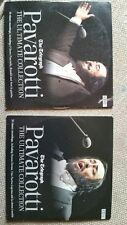 PAVAROTTI - THE ULTIMATE COLLECTION - 2 DISCS - TELEGRAPH PROMO MUSIC CD