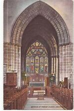 Chesterfield, Derbyshire Postcard