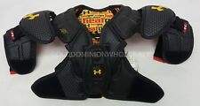New Under Armour Psspsplm-S-Blk Player Ss Lacrosse Small Shoulder Pad Liner