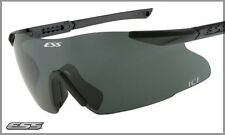 ESS - ICE One Gray Safety Glasses - High Quality - Original ESS Glasses - New