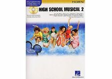 Andrew Lloyd Webber HIGH SCHOOL MUSICAL 2 for HORN + Play along CD Hal Leonard