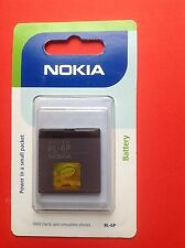BATTERIA NOKIA BL-6P ORIGINALE- 6500-6500c- 7900 -  IN BLISTER