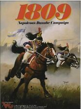 Victory Wargame 1809 - Napoleon's Danube Campaign unpunched