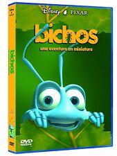Disney Pixar bichos una aventura en miniatura DVD 8422397400966