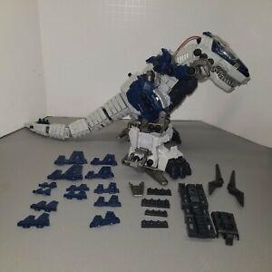 Zoids Vintage GOJULAS GIGA Hasbro T-Rex works with pilot