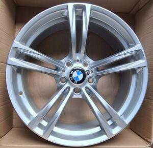 """19"""" GENUINE BMW M5 F10 M6 F06 F12 F13 2284253 SINGLE X1 19x9 is 25"""
