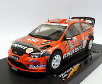 Sun Star 1/18 Scale 3952 - Ford Focus RS WRC08 - Mexico Rally 2010