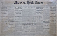 2-1931 FEBRUARY 1 CAMPBELL 192 MILE SPEED DAYTONA BEACH. DO-X FLIGHT BRAZIL