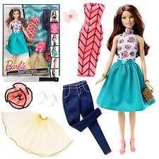 Barbie - Mode Teresa Poupée Teresa, Vêtements, Chaussures et Accessoires