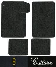 1964-1967 Oldsmobile Cutlass Door Panel Carpet Loop 3 Inch Inserts