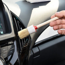 Soft Bristle Brush Automobile Truck Dash Board Center Console Cleaning Tool x5