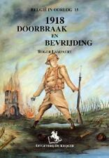 1918 Doorbraak En Bevrijding (Dutch Edition), , Lampaert, Roger, Very Good, 2004