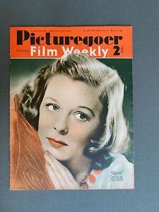 PICTUREGOER FILM WEEKLY Magazine March 2, 1940 MARGARET SULLAVAN Cover