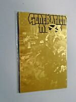 Age of Apocalypse Generation Next #1 Gold Ultimate Edition 8.0? VF? (1995)
