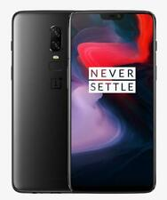 (Unlocked) NEW Oneplus 6 Dual Sim 256GB Midnight Black (8GB RAM)