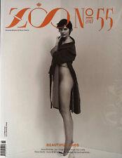 ZOO Magazine #55 Summer 2017 AMANDA MURPHY Pat Steir IAN CHENG Anna Brewster NEW