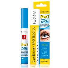 Eveline 8in1 Eyelash Serum Growth Enhancing Formula Long Lashes Mascara Primer