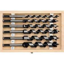YATO 6 PC SDS Plus Trivella LEGNO Drill Bit Set, in caso di legno 200mm Lungo (yt-3300