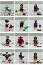 LEGO® Marvel Avengers Minifigur 71031 NEU OVP Auswahl