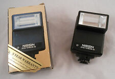 Vintage Photography Nissin Electronic Flash 28TS0 Thyristor Auto with Box