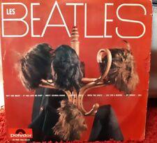 "Les beatles disque vinyle 33 tours ""perruques"", original, ""with tony sheridan"""