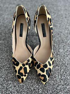 Buy office leopard print shoes   eBay
