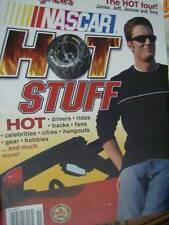 Sporting News NASCAR Hot Stuff 2005 Magazine-Jeff Gordon/Carl Edwards/Kasey Kahn