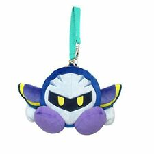 New Hoshi no Kirby Meta Knight Purse Pouch Plush stuffed Toy Japan new .