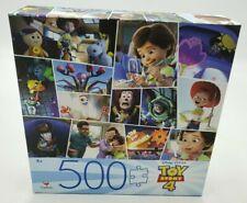 Disney Pixar Toy Story 4 500pc Puzzle Cardinal New