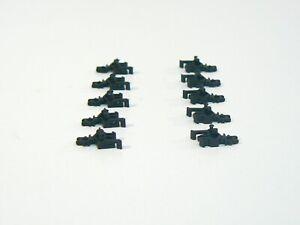 Fleischmann N 9545, 10 x PROFI - Steckkupplung, neu