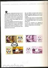 2008 Romania Kuwait joint issue,Diplomatic,Costume,Carpet,Ship,6306,Special FDC