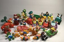Lot Of Vintage McDonald's & Other Toys