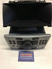 Astra H CD30 Silver Radio CD Player + Clock Display Kit / 13251046