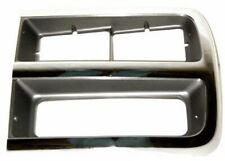 New For CHEVROLET G10 1992-95 Front Right Headlamp Door Fits GM2513187 15685966
