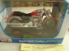 MOTO MINIATURE YAMAHA 2001 ROAD STAR 1/18  MAISTO