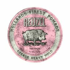 Reuzel Pink / rosa Grease Heavy Hold Pomade 113g
