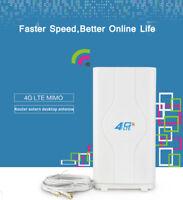 3G 4G Antenna LTE Hotspot Modem Wifi 88dBi TS9 Connector Router External Antenna