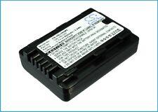 3.7V battery for Panasonic SDR-H85, HDC-SD60S, HDC-HS60K, HDC-TM55K, SDR-S50N, H