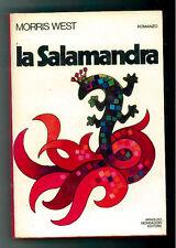 WEST MORRIS LA SALAMANDRA  MONDADORI 1974 I EDIZ.OMNIBUS