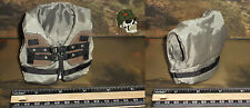 MATTEL VEST GHOSTBUSTERS WINSTON ZEDDEMORE 1/6 SCALE hot TOYS sideshow