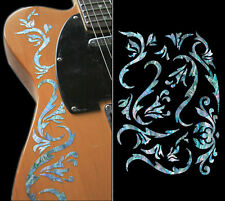 Cowboy Fancy -MX Ibanez Bob Weir Vintage Inlay Sticker Decal Guitar Bass Body