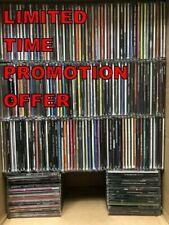 180+ CD`s Singles MIX MUSIC job lot bundle car boot sale