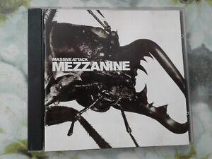 MASSIVE ATTACK - MEZZANINE - CD RCA 1998