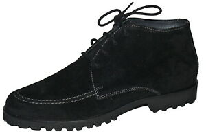 Sioux Velina Ladies Black Suede Ankle Boots SP £120