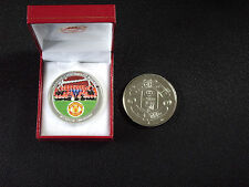 MANCHESTER UNITED - 2008 PREMIER LEAGUE CHAMPIONS SQUAD MEDAL IN BOX
